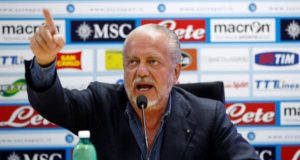 De Laurence: On Monday there will be good news for Napoli fans