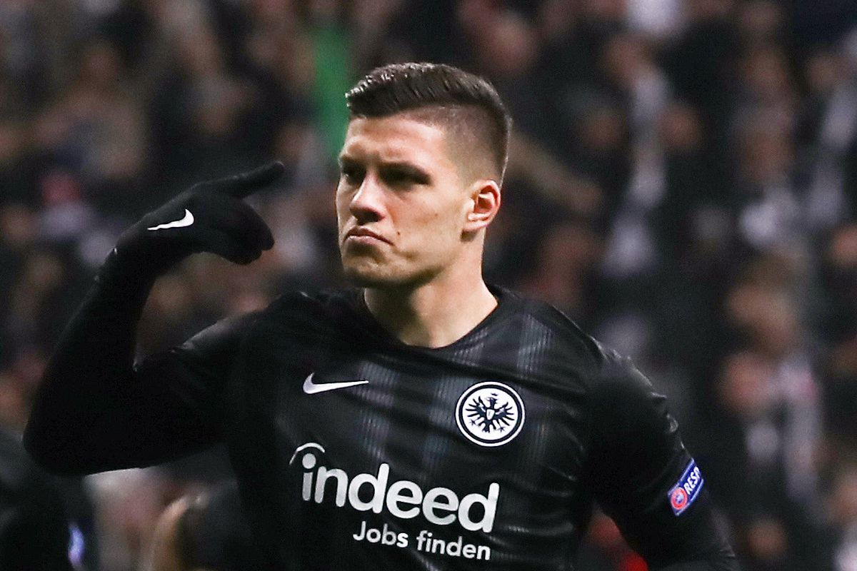 Officially, Real pulled out the millions for Jović