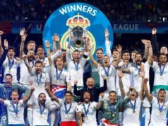 Real Madrid has improved its record of spending