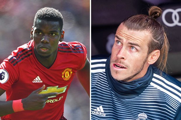 Real offers three for Paul Pogba